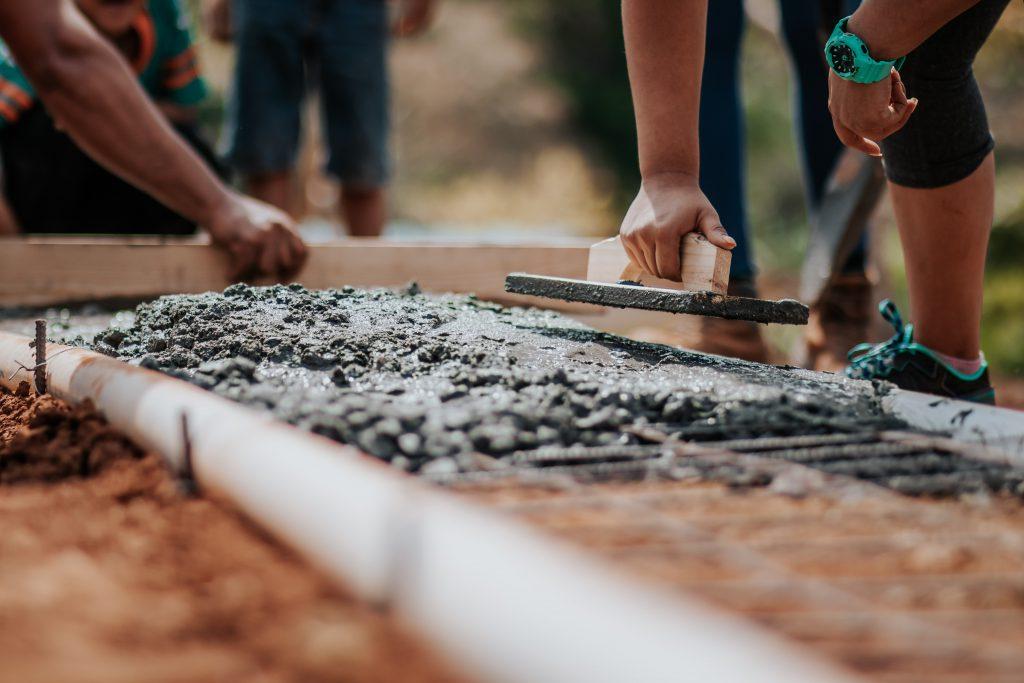 Waarom werken met betonstaal?
